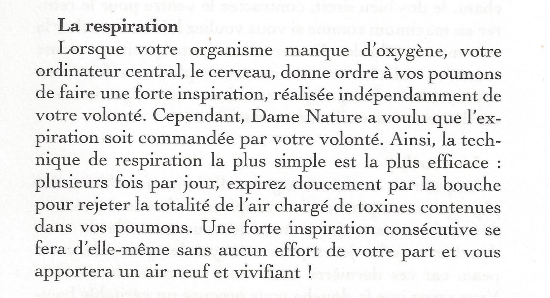 la respiration - p.109